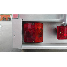 Фонарь задний 4-функциональный для прицепа МЗСА